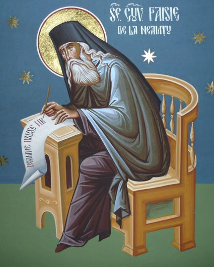Saint Paisius Velichkovsky: A Great Hesychast Father